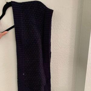 lululemon Athletica Wool Infinity Scarf